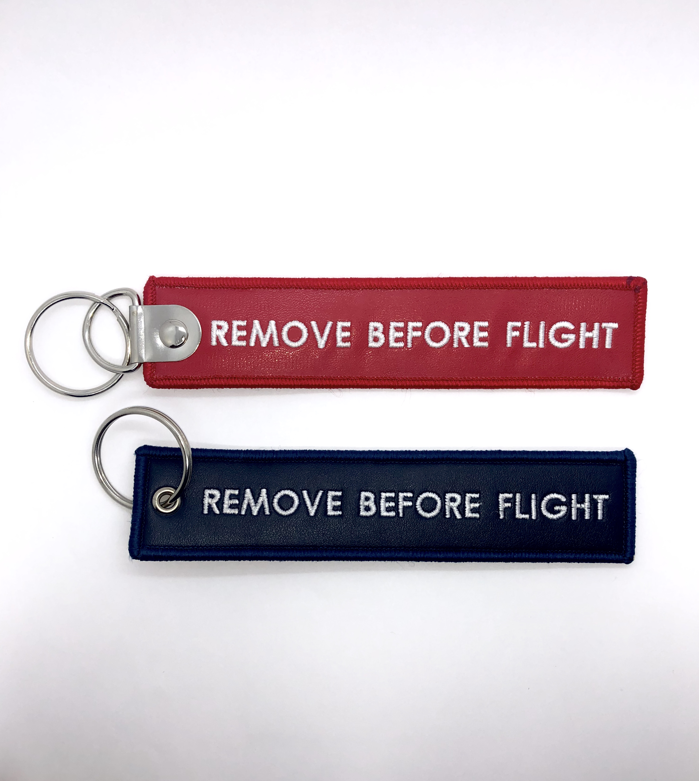 ** /édition bleu ** Porte Cl/és Remove Before Flight